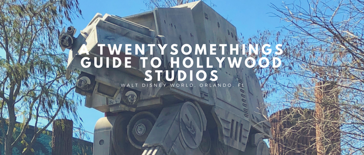 A Twenty-Somethings Guide to Walt Disney World: Hollywood Studios