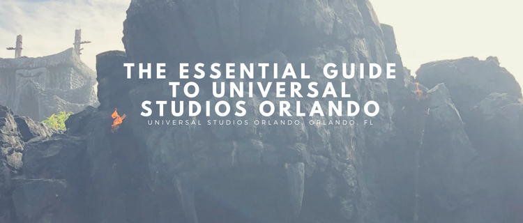 The Essential Guide to Universal Studios Orlando