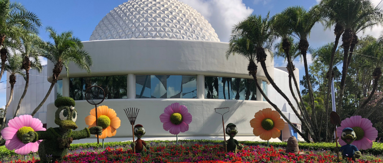 A Twentysomething's Guide to Walt Disney World: Epcot | Her Life in Ruins