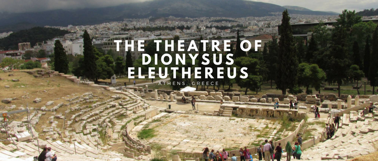 The Theatre of Dionysus Eleuthereus