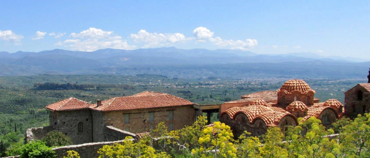 "A Complete Guide to Mystras: ""The Wonder of Morea"" 