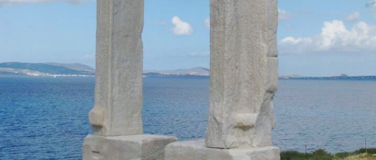 Exploring the Portara in Naxos, Greece | Her Life in Ruins