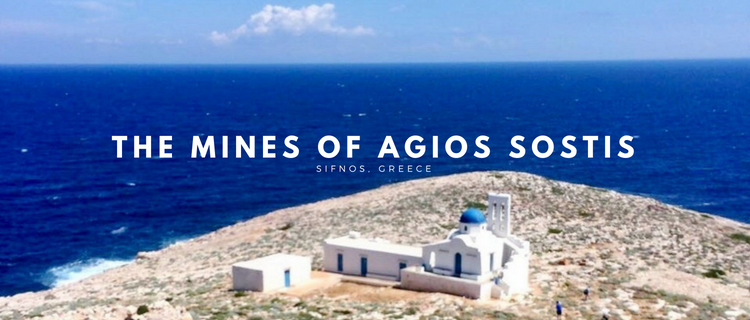 The Mines of Agios Sostis: A Hidden Gem in Sifnos, Greece