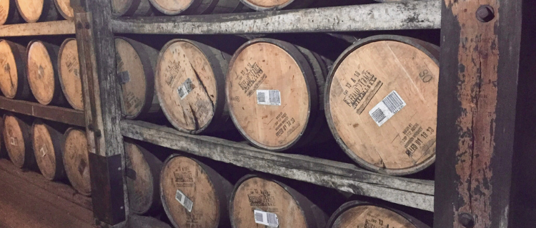 The OFC Distillery - A Taste of History at Buffalo Trace | Her Life in Ruins