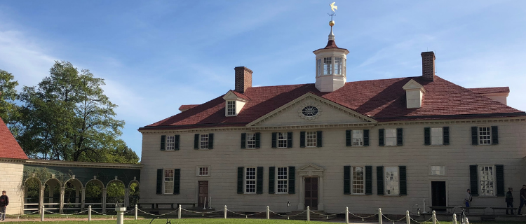 Exploring George Washington's Mount Vernon | Her Life in Ruins