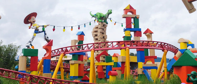 Disney's Toy Story Land: A Playground in the Parks | Her Life in Ruins