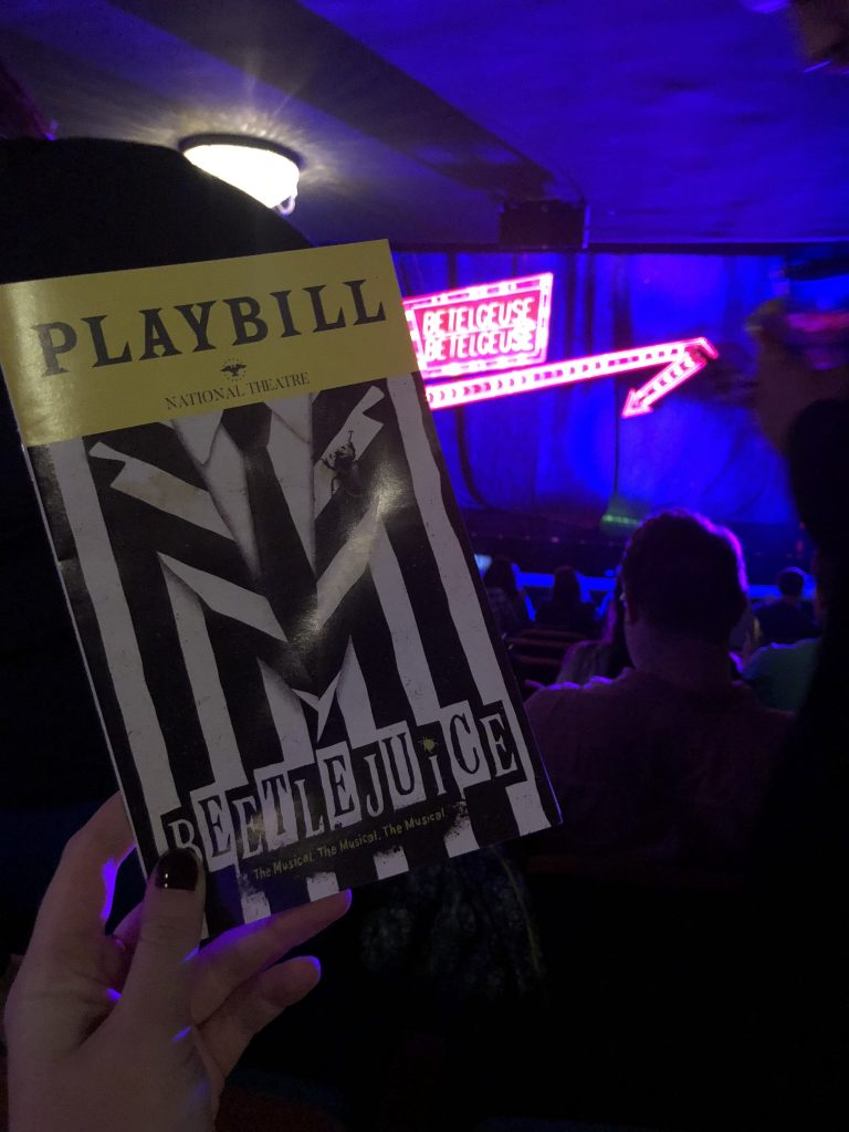 Beetlejuice: The Musical, The Musical, The Musical! | Her