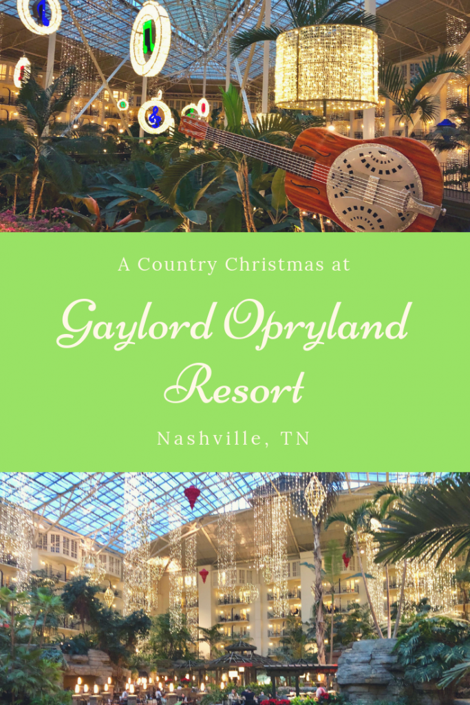 Opryland Christmas.A Country Christmas At Gaylord Opryland Resort Her Life In