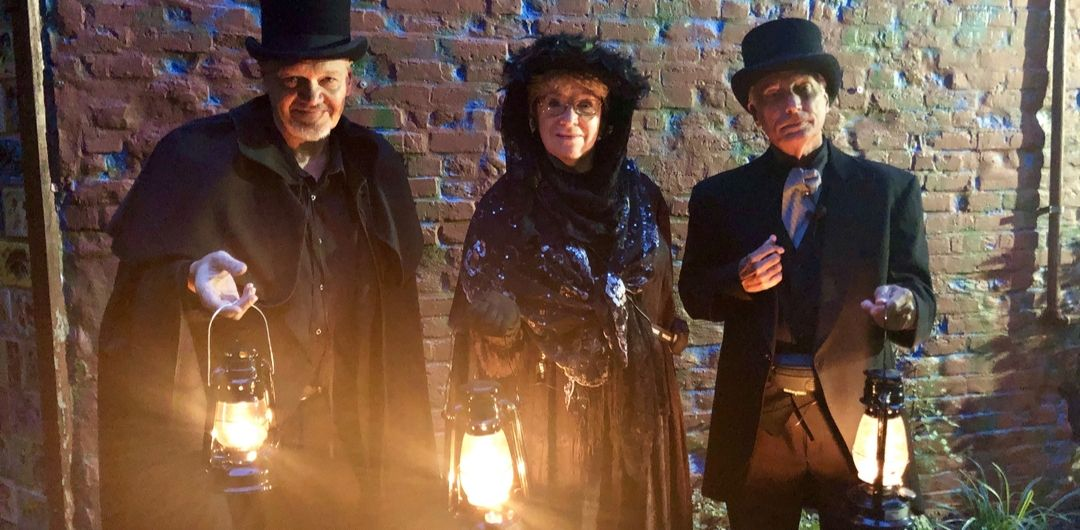 A Ghoulish Night on the River City Ghost Tour